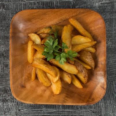 Картофель по-деревенски (150г)
