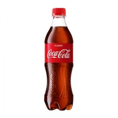Кока-Кола 0,5 л